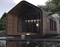 Wooden Project Archviz Free HDR MAP