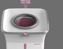 Xiaoro washing machine for DIQUA