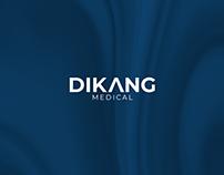 Dikang Medical   2021 Rebrand & Packaging Design