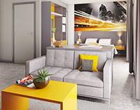New Stunning Studio Apartment