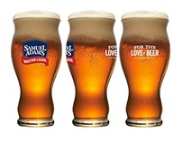 Samuel Adams Logo Refresh & Perfect Pint