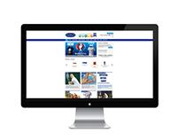 Bateman Sports - Website Design