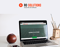 PÁGINA WEB: RO SOLUTIONS.COM.MX Desarrollo de Software