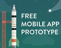 Free app prototype