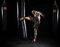 MMA Fighter Philipp Grieble