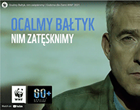 WWF - Ocalmy Bałtyk, nim zatęsknimy. Godzina dla Ziemi