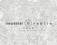 "Visual Identity for the hotel ""Roblin La Madeleine"""
