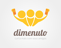 Dimenuto - Logo