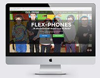 Flex Phones by Kid Phonz Website