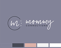 Brand Design for Mommy Connections Canada
