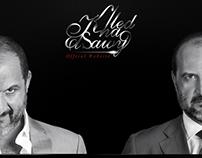 Khaled El Sawy (Logo & Website)