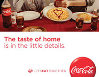 Coca-Cola #LetsEatTogether