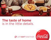 Coca-Cola #LetsEatTogether