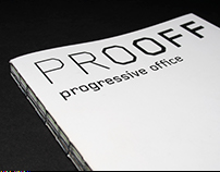 Prooff Progressive Office / Product Catalogue