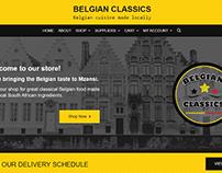 Belgian Classics Web Shop