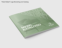 """Palid Mebel"" Logo Branding And Catalog"