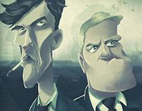 True Detective. Season 1.