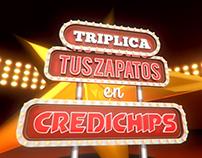 CREDICHIPS TRIPLICA