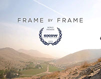 FRAME BY FRAME DOCUMENTARY LOGO