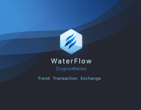 WaterFlow CryptoWallet