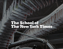 The School of The New York Times / Website