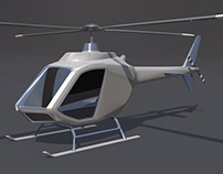 Small helicopter concept vehicle