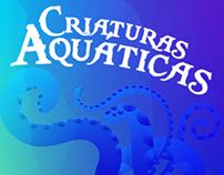 Criaturas Aquáticas - Criação de Personagem