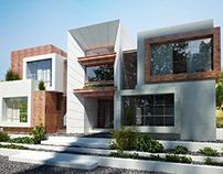 Modern Box Villa