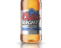 Personal project | Coors beer