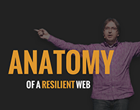 Jeremy keith's conference website - A resilient web