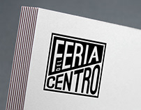 """Branding """"Feria del centro"""""""