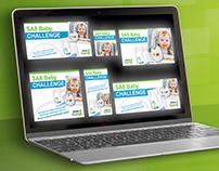 Professionelle #Onlinebanner und Anzeigen für Ihre #Web