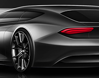 ShootingBrake Concept