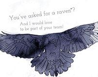 Famous Raven