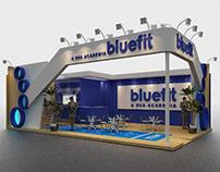 BLUE FIT - EXHIBITION DESIGN