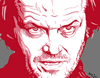 Jack Torrance of The Shining