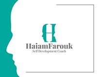 HaiamFarouk Brand Identity