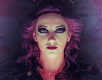 Fantasy Book Cover #1