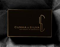 Cunha & Silva - Rebranding