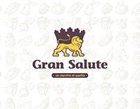 Gran Salute | Logo Design