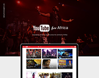 Youtube Redesign Concept