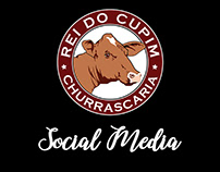 Rei do Cupim - Social Media