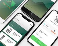 Mobile Ui/Ux Design
