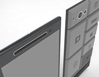 ThinkPhone - Modular Cell
