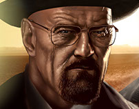 Breaking Bad by Bo Mak