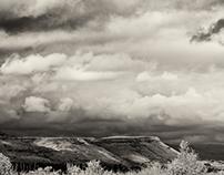 Clouds Over Platte
