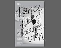 DATU Dance Poster