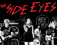 "The Side Eyes - ""So Sick"" LP/CD"