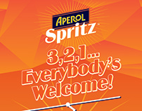Aperol Spritz - Locandina EW