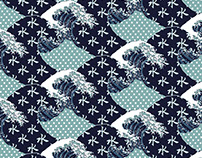 Patterns: Great Wave
